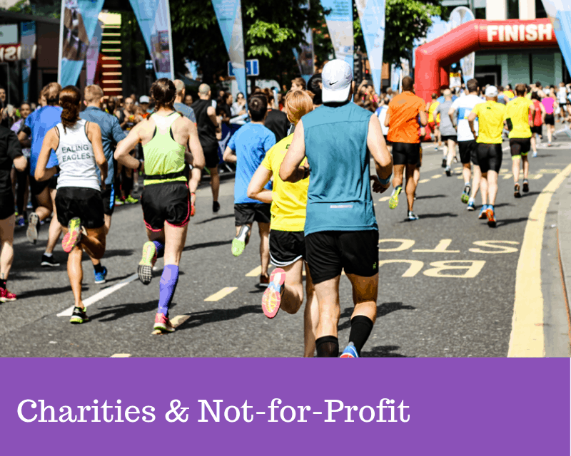 Charities & not-for-profit
