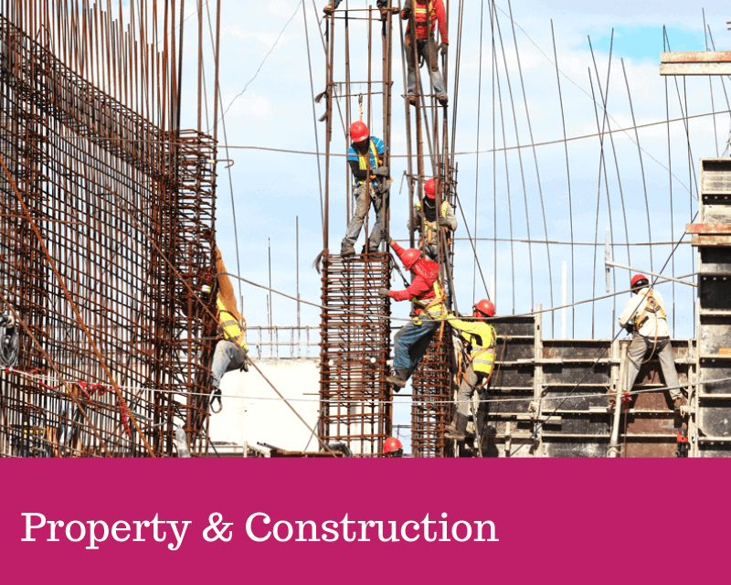 Property and construction