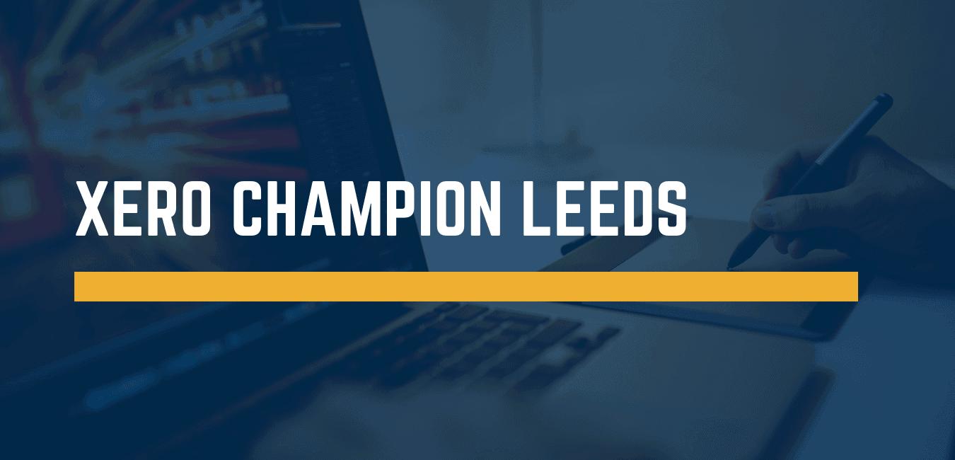 Xero Champion Leeds