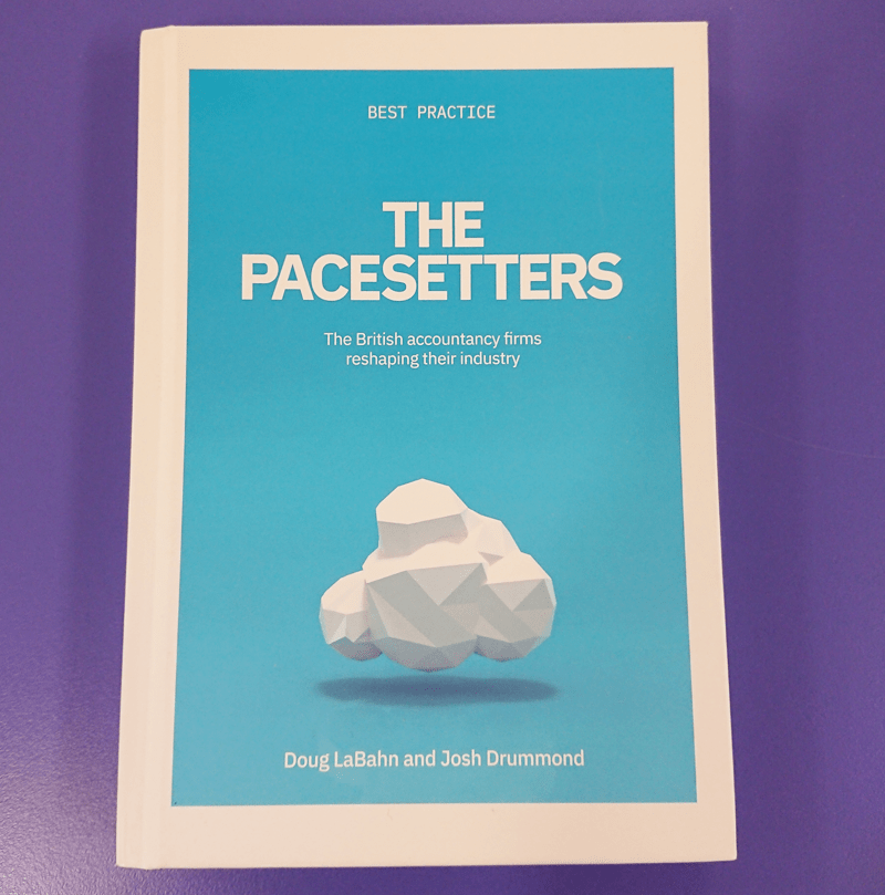 Xero Pacesetters book