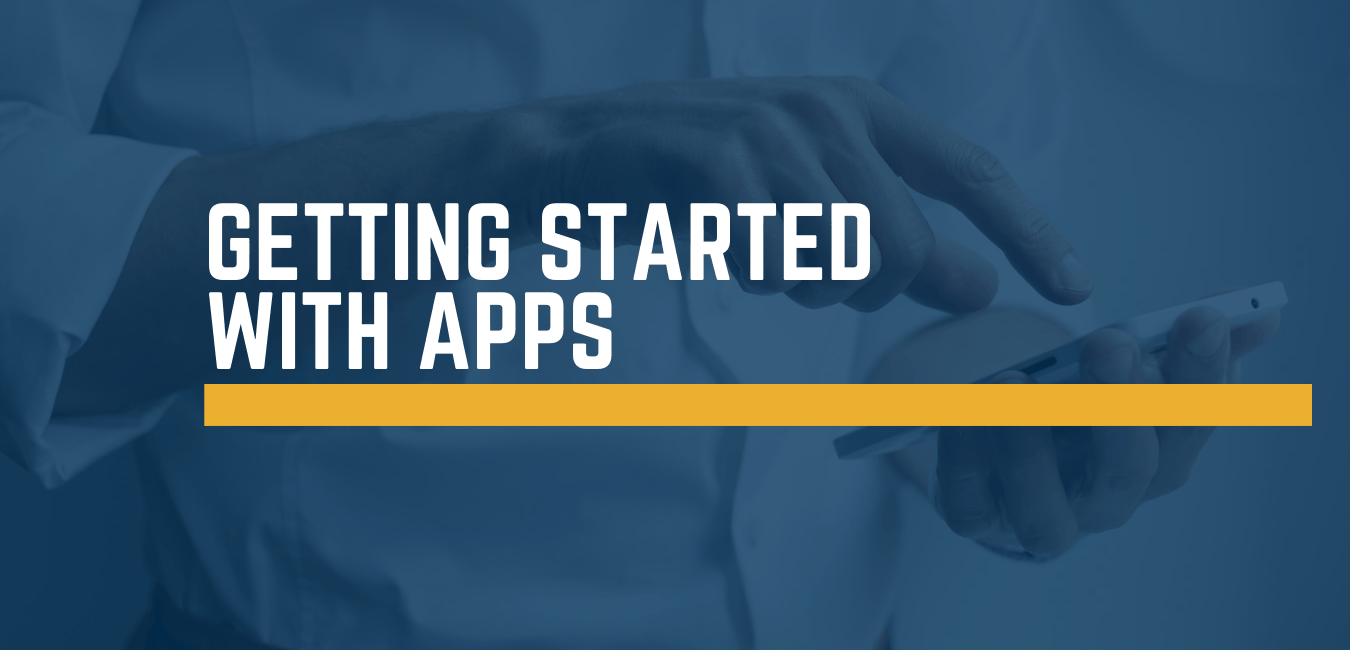 Getting started with apps : Sagars chartered accountants and business advisers