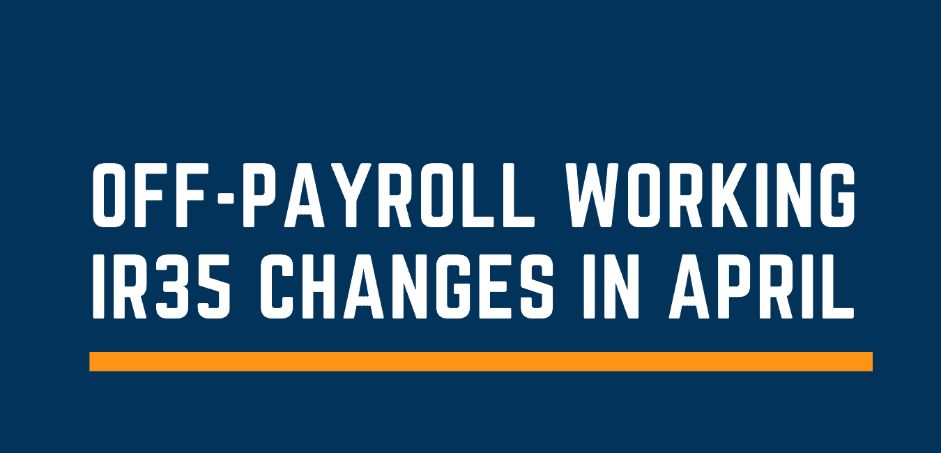 off-payroll working